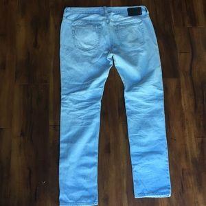 Bullhead Jeans - Bullhead Skinny Distressed Denim Jeans